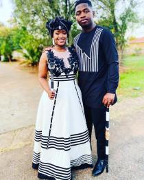 South African Traditional Dresses 2021 For Women's (3)