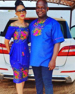 South African Traditional Dresses 2021 For Women's (6)