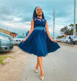 South African Traditional Dresses 2021 For Women's (9)