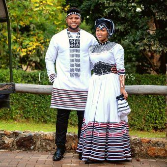 Traditional Xhosa Wedding 2021 With A Modern Twist (7)