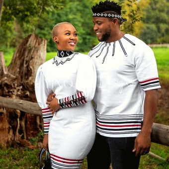 Traditional Xhosa Wedding 2021 With A Modern Twist (8)