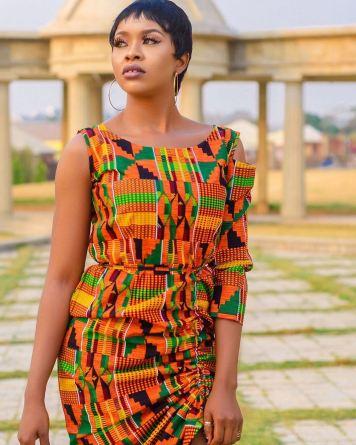Latest Shweshwe Kente Fabric Styles 2021 (10)