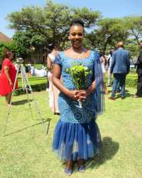 South African Shweshwe Dress for Traditional Ceremonies (7)