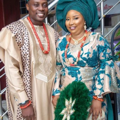Agbada Outfit for Celebrities males & Females 2021 (5)
