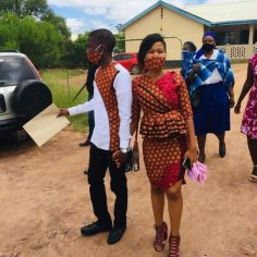 Dazzling Shweshwe Celebrity Native Attire 2021 (3)