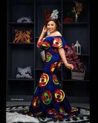 Latest Ankara Styles for Celebrities 2021 (4)