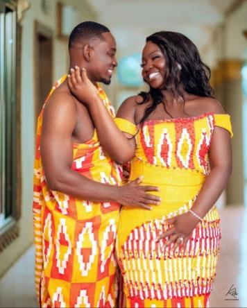 Traditional Kente Designs For Women 2021 (2)