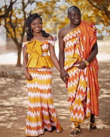 Traditional Kente Designs For Women 2021 (3)