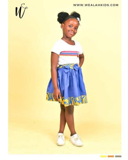 ANKARA STYLES FOR LITTLE KIDS GIRLS & BABY GIRLS 2021 (9)