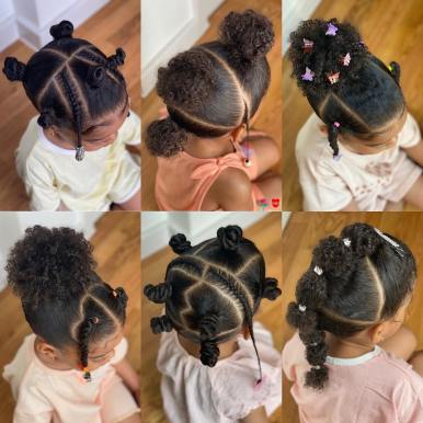 BANTU KNOTS HAIR STYLES FOR WOMEN AND KIDS 2021 (13)