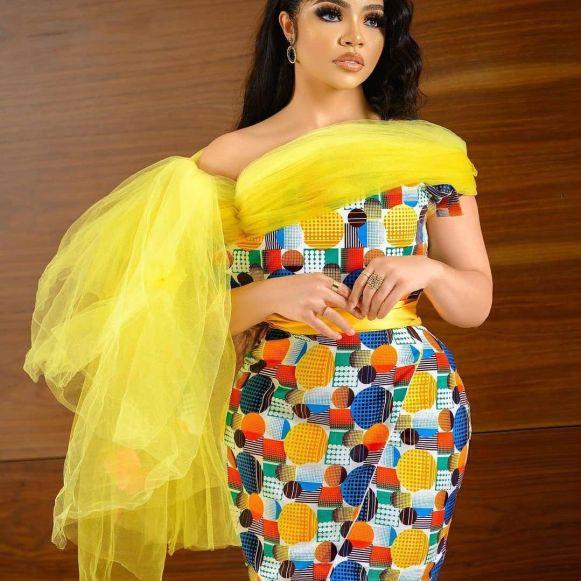 GORGEOUS ANKARA FASHION DRESSES 2021 (12)