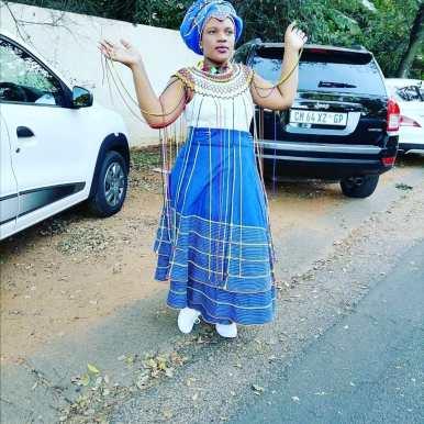 Xhosa traditional Attire (10)