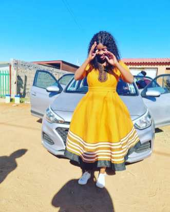 Xhosa traditional Attire (14)