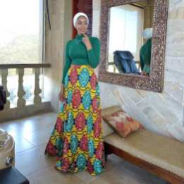African traditional skirts 2021 (2)