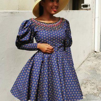 Shweshwe Dresses (6)