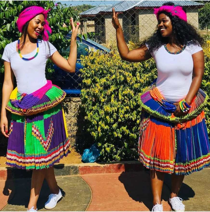 South African traditional dresses 2021 (1)
