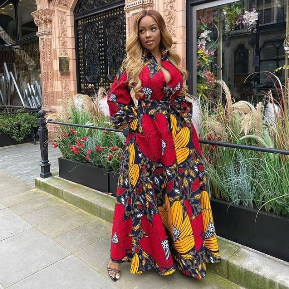 Stunning Ankara Styles For your Family Fashion Trend 2021 (10)