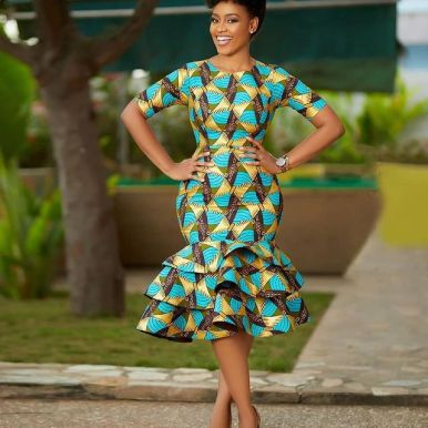 Stunning Ankara Styles For your Family Fashion Trend 2021 (7)