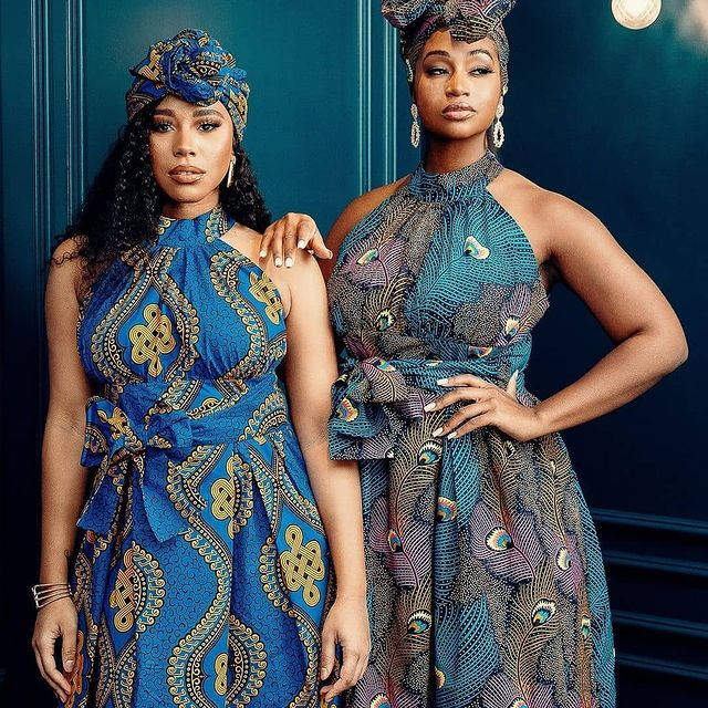 Stunning Ankara Styles For your Family Fashion Trend 2021 (9)