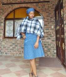 beautiful shweshwe dresses 2021 (6)
