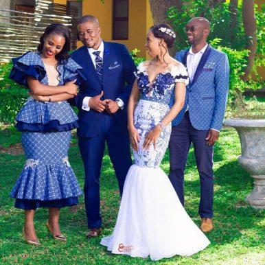 shweshwe dress designs 2021 (2)