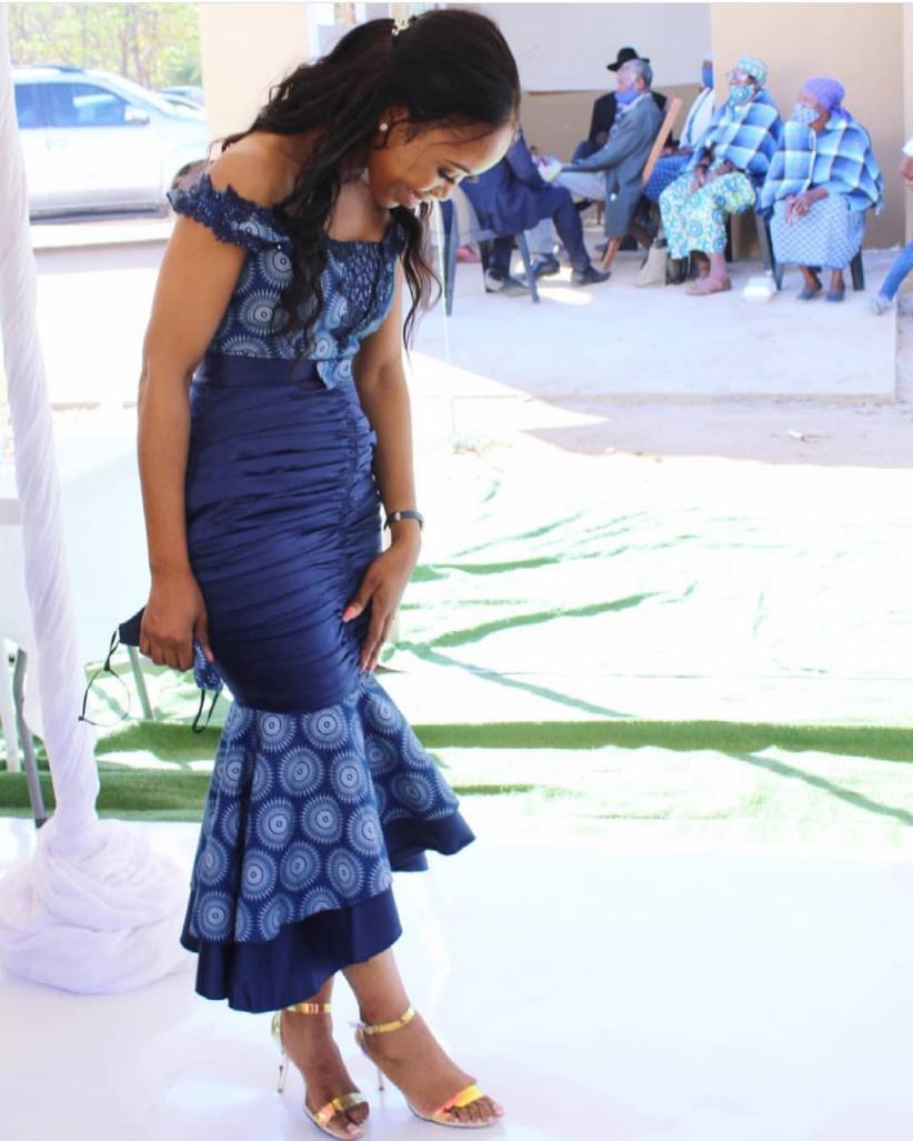 shweshwe dress designs 2021 (9)