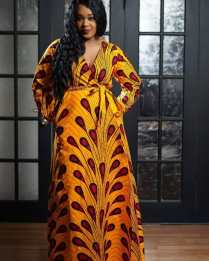 traditional African dresses designs 2021 (7)