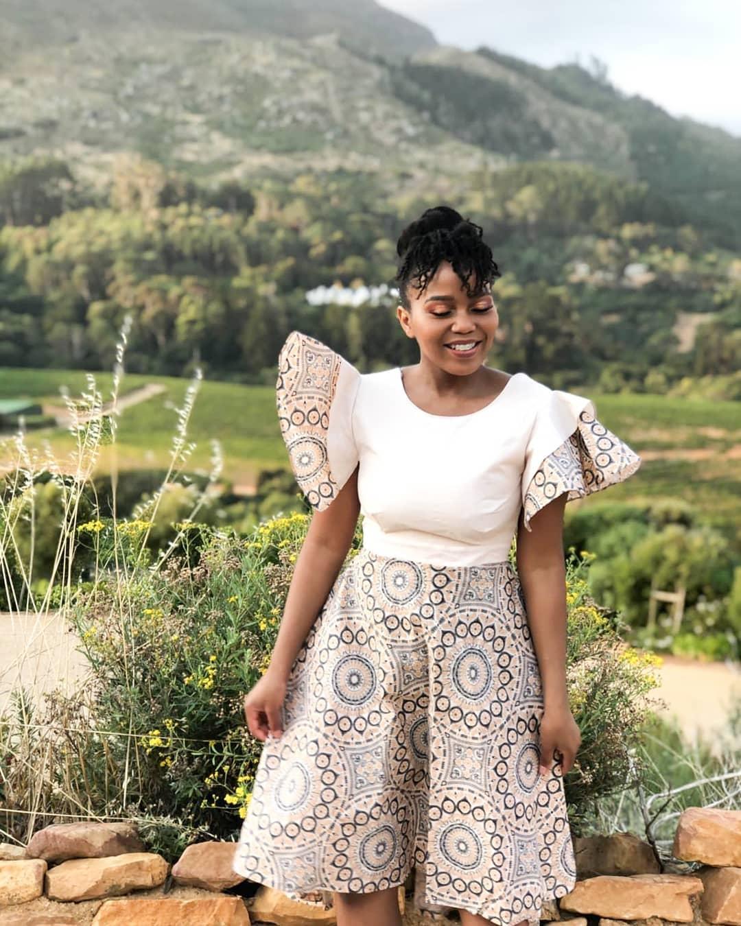 beautiful shweshwe dresses 2021 (18)