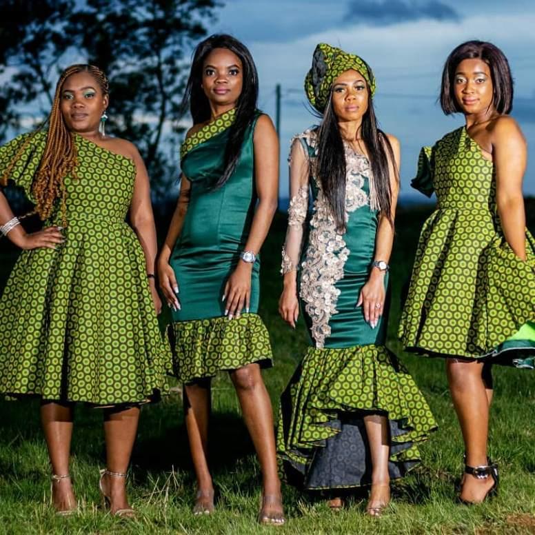 shweshwe dresses 2021 (9)