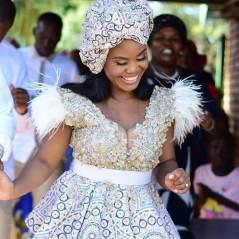 shweshwe traditional wedding dresses 2021 (5)