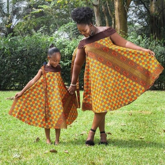 african baby dresses