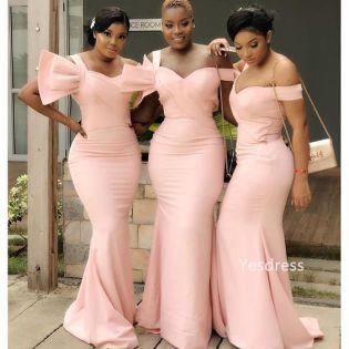 ankara bridesmaid dresses