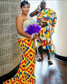 LATEST 10 AFRICAN WEDDING FASHION DRESSES OUTSTANDING (3)