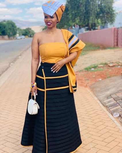 Traditional xhosa wedding (4)