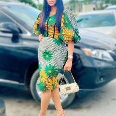 Awesome African Ankara Styles 2021 (10)