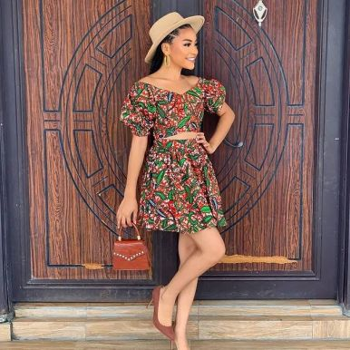 Awesome African Ankara Styles 2021 (2)