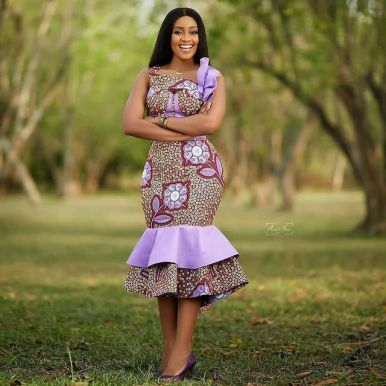 Awesome African Ankara Styles 2021 (6)