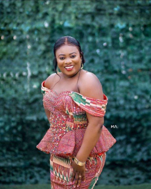 Best Kente Styles for African Women 2021 (10)