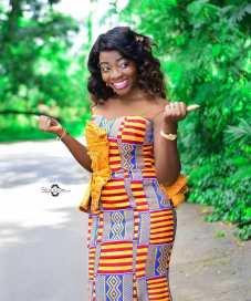 Best Kente Styles for African Women 2021 (2)