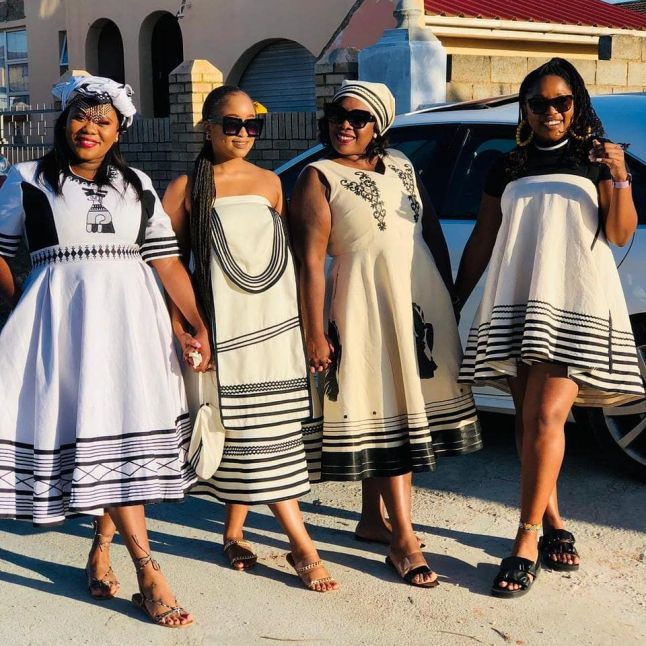 Wonderful Xhosa Traditional Attires for African Women (12)