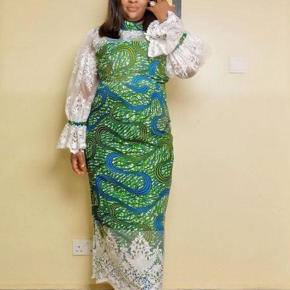 Latest Ankara Dresses For Wedding 2021 (7)