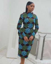 Amazing Ankara Dresses Gown Styles 2021 For Ladies (6)