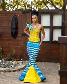Awesome Traditional Kente Styles for Weddings 2021 (8)