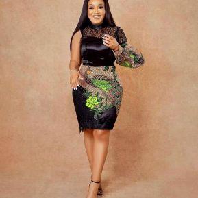 Best Ankara Gowns 2021 For Ladies (10)