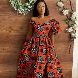 Latest Ankara Gowns 2021 For Ladies (14)