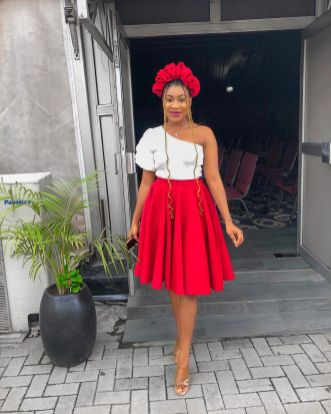 Latest Ankara Gowns 2021 For Ladies (15)