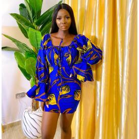 Latest Ankara Gowns 2021 For Ladies (5)