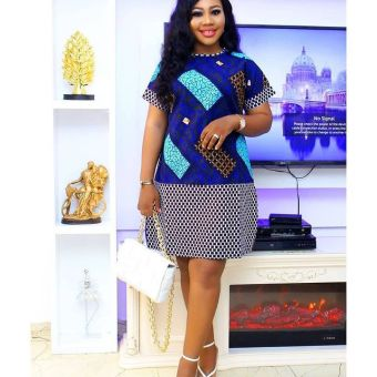 Latest Ankara Styles 2021 For African Ladies (13)