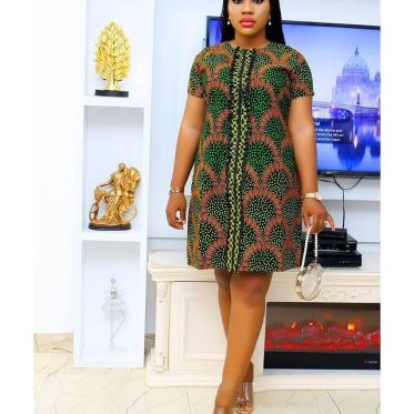 Latest Ankara Styles 2021 For African Ladies (6)