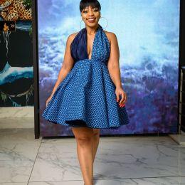 Perfect Traditional Shweshwe Dresses 2021 (6)